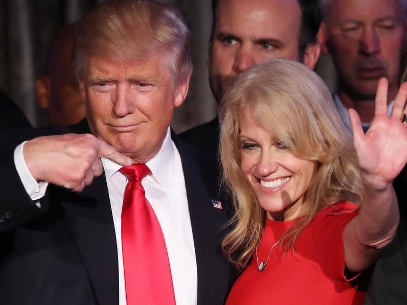 In the White House's letter to the Office of Government Ethics this week, there's something potentially far more interesting than the administration's response to Kellyanne Conway's Nordstrom comments.