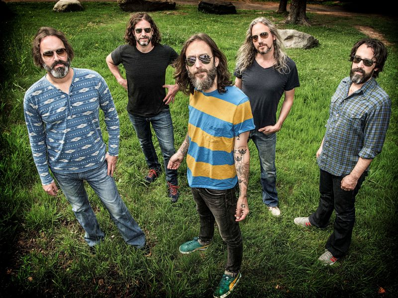 Chris Robinson Brotherhood's most recent album is called <em>Any Way You Love, We Know How You Feel</em>.