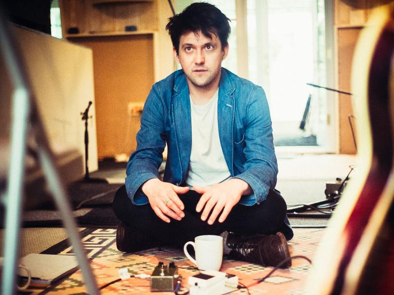 Conor Oberst's new album, <em>Salutations</em>, comes out March 17.
