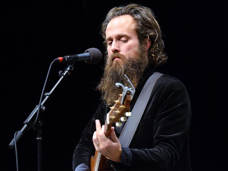 Iron & Wine performs on this week's <em>Mountain Stage</em>.