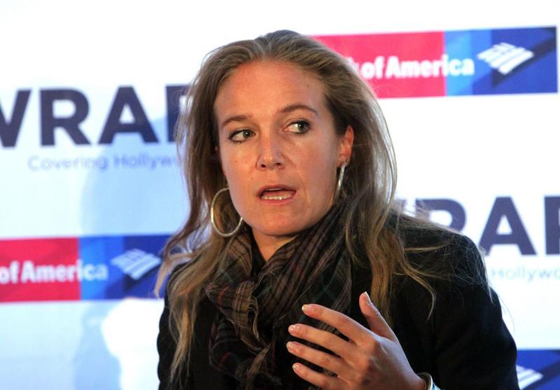 Journalist Arwa Damon attends TheWrap Power Women's Breakfast 2014 at Scarpetta on October 29, 2014 in Beverly Hills, Calif. (David Buchan/Getty Images)