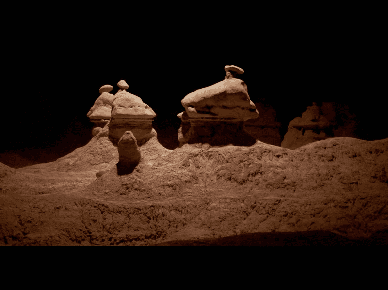"The Hoodoo rock formations in Utah look like an alien planet in a new video for the Elliot Moss song ""Closedloop."""