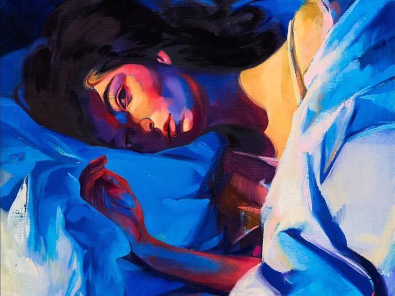 Artwork for Lorde's new album, <em>Melodrama</em>, out June 16.