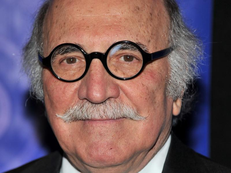 Producer and label executive Tommy LiPuma, shot in New York City in 2011. LiPuma died Monday at age 80.