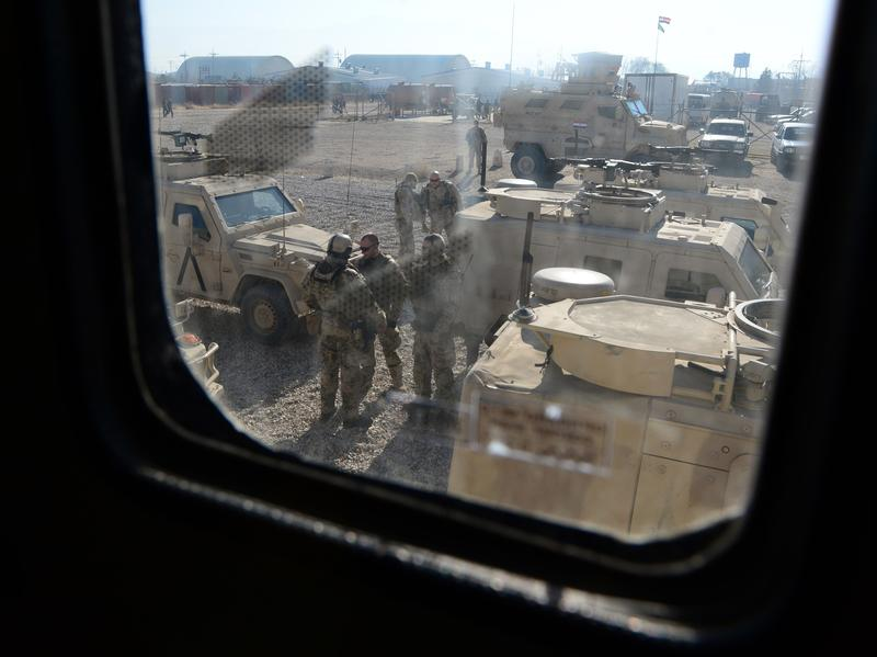 The man who attacked Camp Shaheen, the Afghan military base, was wearing an Afghan military uniform, the second such attack in the country in a week.