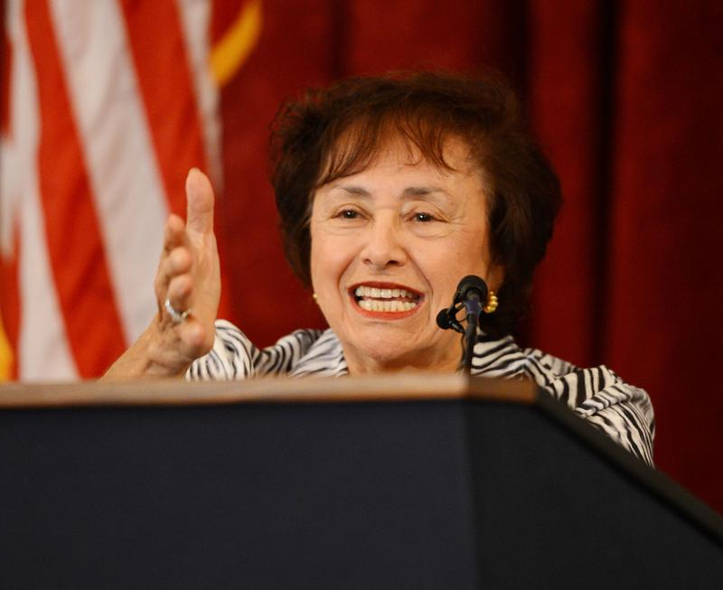 New York Congresswoman Nita Lowey (D)