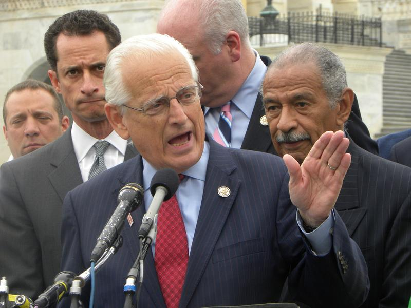 New Jersey Congressman Bill Pascrell