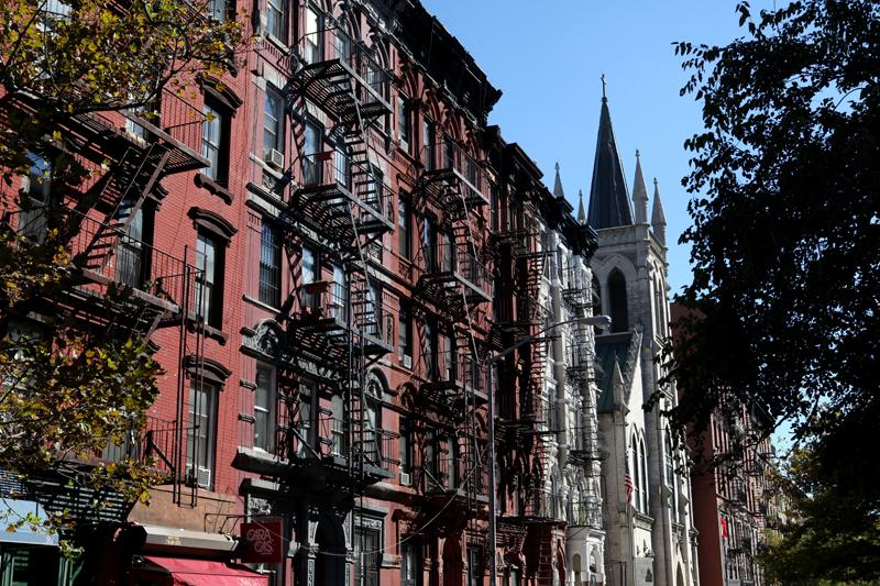A large part of the East Village is now designated a historic district by the Landmarks Preservation Commission.