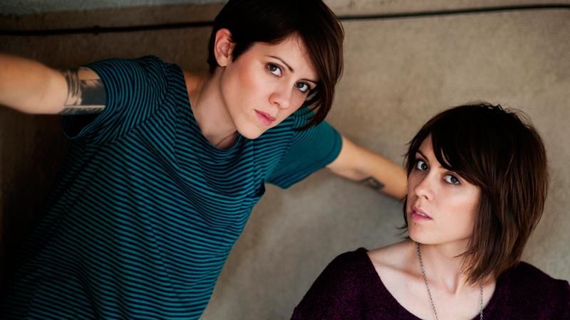 Tegan And Sara's 'Heartthrob' debuted at number three on the Billboard 200 chart.