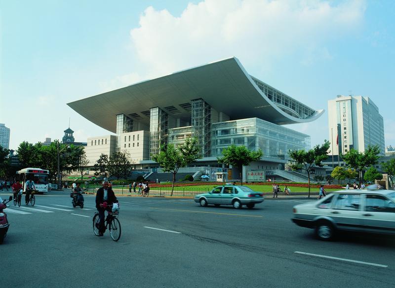 Shanghai Grand Theater