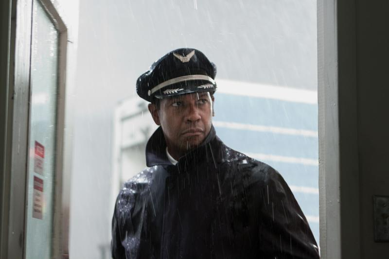 "Denzel Washington in ""Flight,"" directed by Robert Zemeckis"