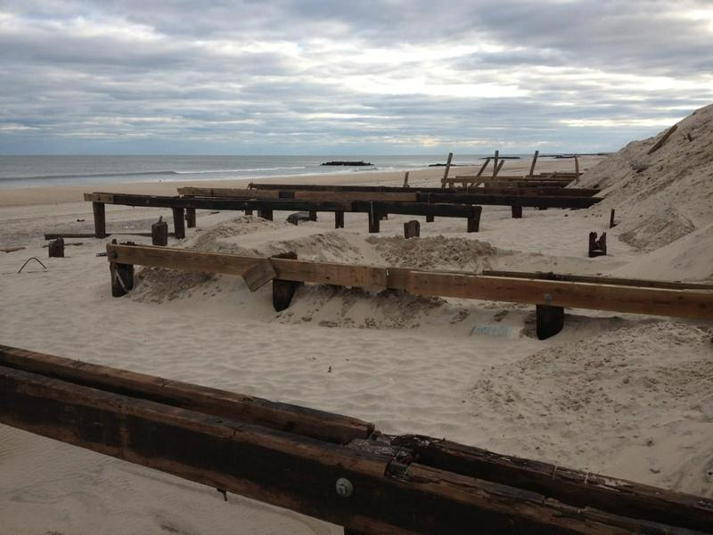 Several Jersey Shore communities suffered massive damage during Sandy.