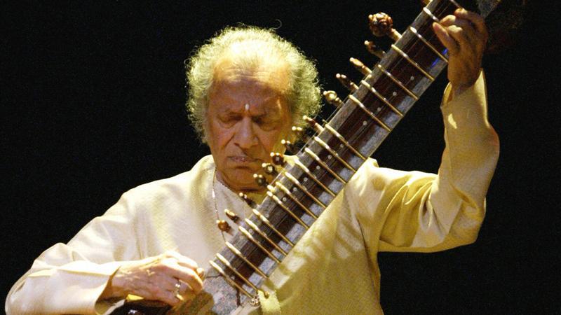 Ravi Shankar.