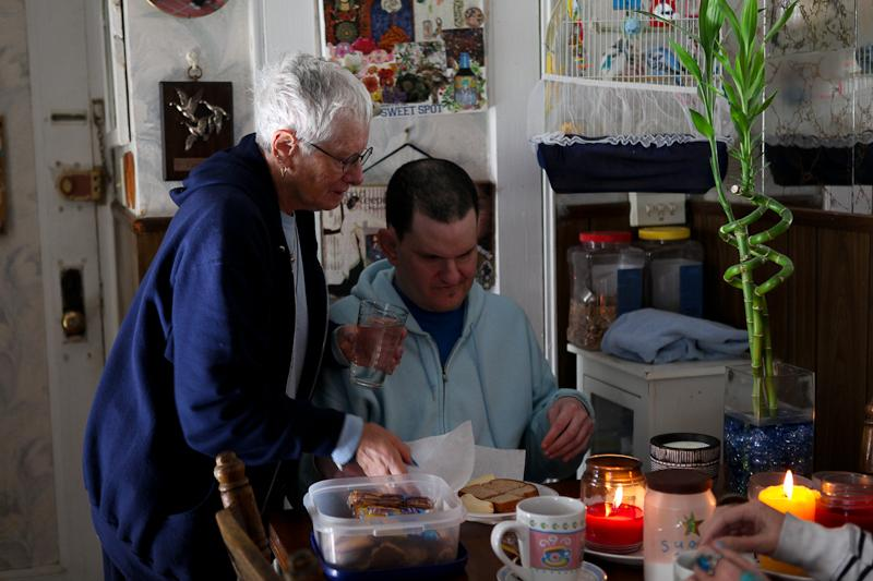 Arlene and Scott Weissberg of Far-Rockaway are still without power.