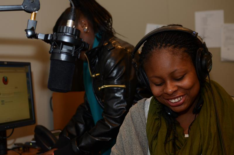 Rookie Reporter Temitayo Fagbenle