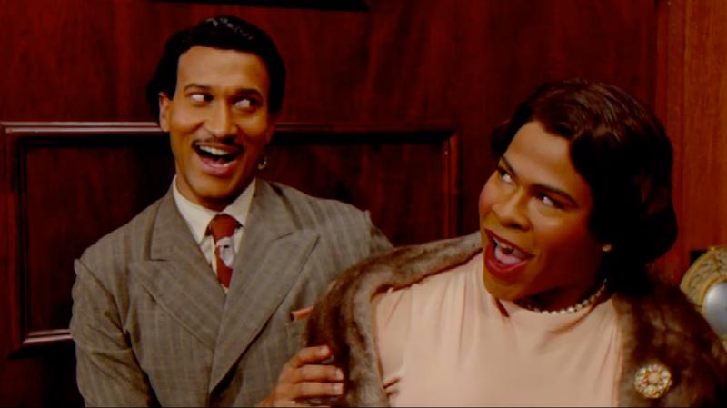 "Comedy duo Key and Peele spoof ""Baby, It's Cold Outside"" with the far-creepier ""Just Stay For The Night."""