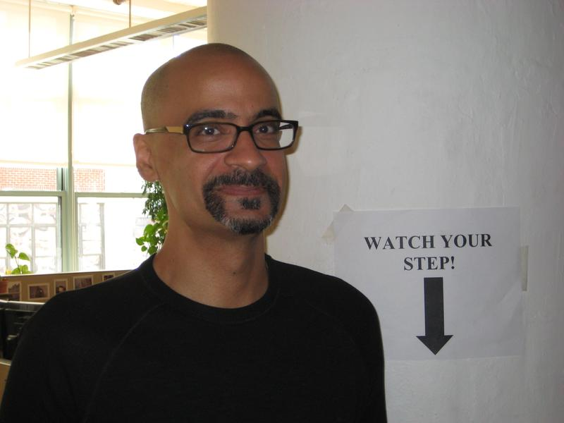 Junot Diaz at WNYC, September 11, 2012
