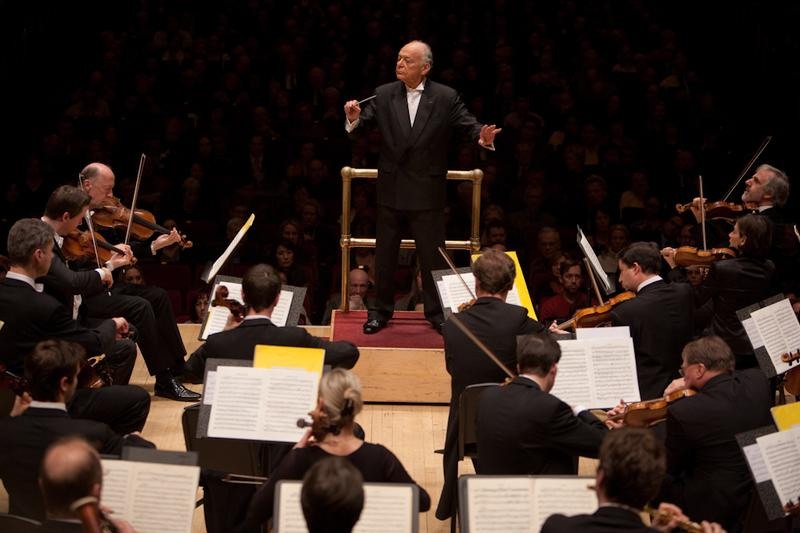 Lorin Maazel leads the Vienna Philharmonic at Carnegie Hall