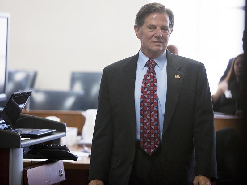 Former U.S. House Majority Leader Tom Delay