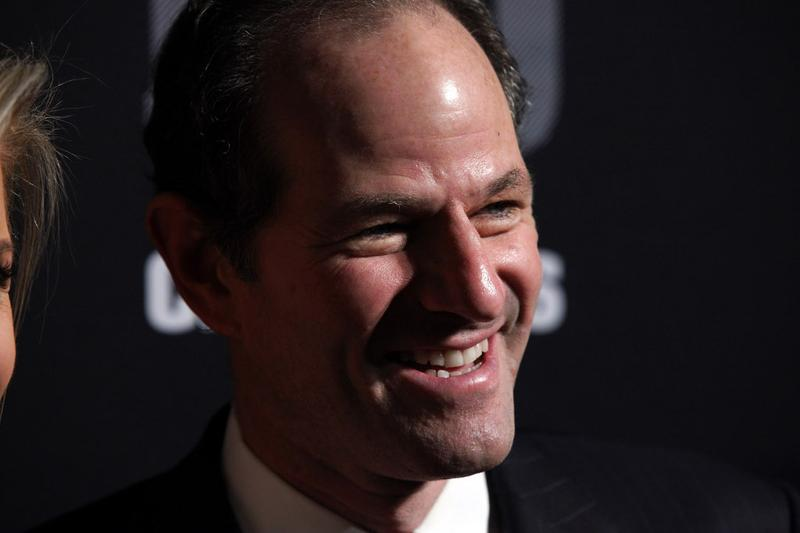 Eliot Spitzer attends the Huffington Post 2010 'Game Changers' event at Skylight Studio on October 28, 2010 in New York City.