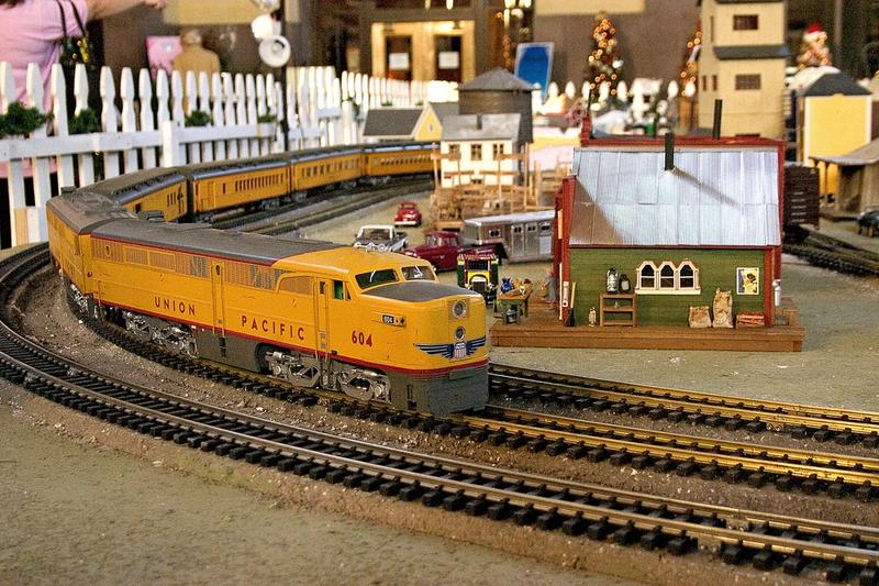 """Model train manufacturers successfully argued to the Consumer Product Safety Commission that their trains shouldn't be regulated as """"toys."""""""