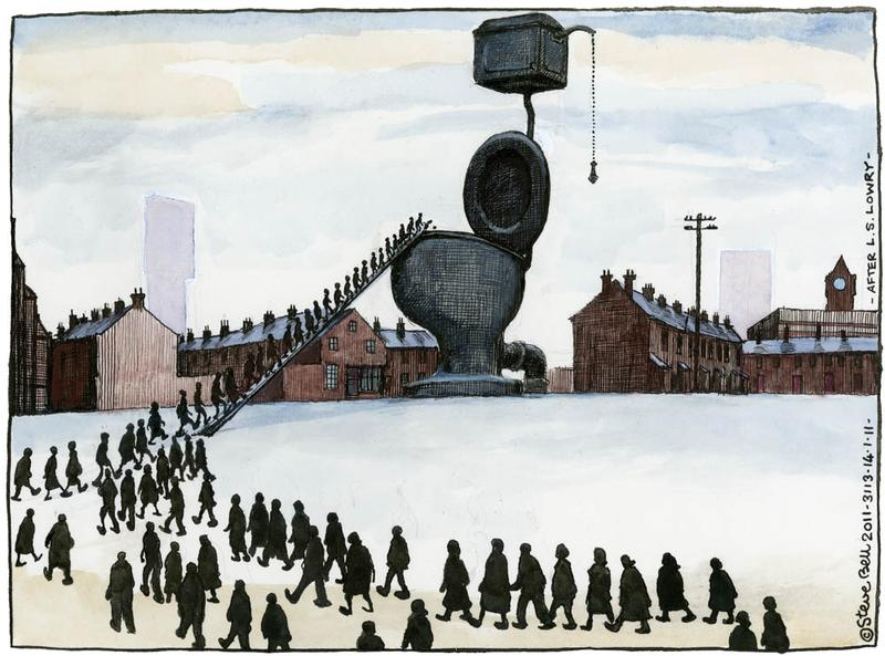 """Lowry Crapper"" January 2011"