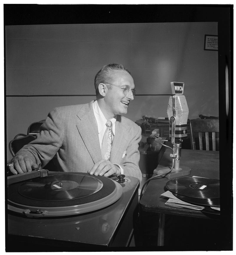 Portrait of Tommy Dorsey, October, 1947.
