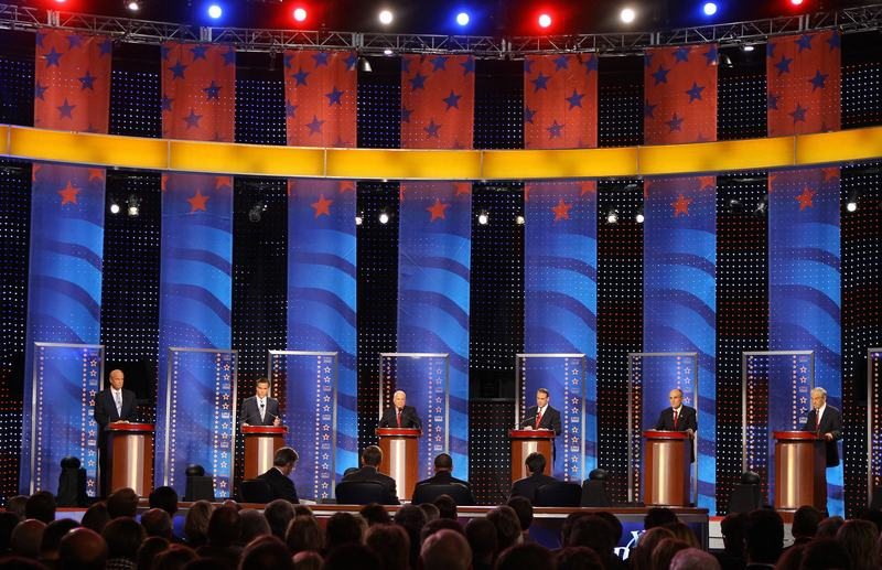New Hampshire GOP Debate: The Likely Zinger Questions - WNYC