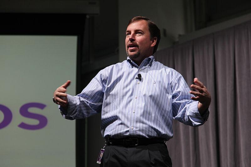 CEO Scott Thompson addresses Yahoos at Sunnyvale HQ