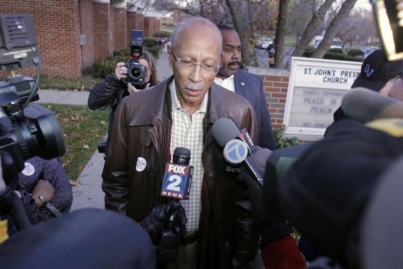Detroit Mayor Dave Bing