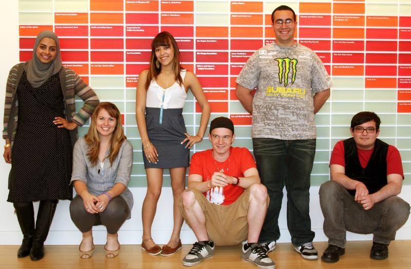 RadioRookies 911 Generation Workshop Group Photo