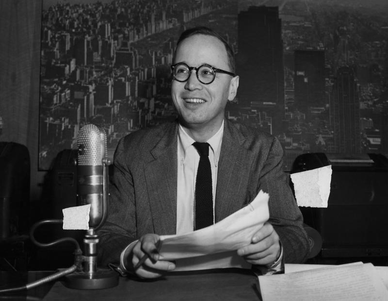 Arthur Schlesinger Jr., 1956.