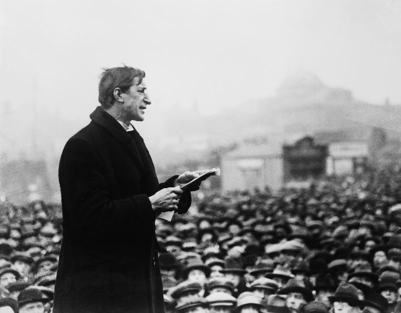 Eamon De Valera, December 14, 1926.