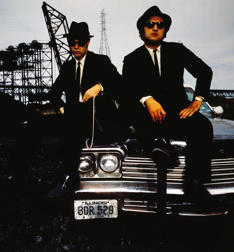 The Blues Brothers (1980), directed by John Landis