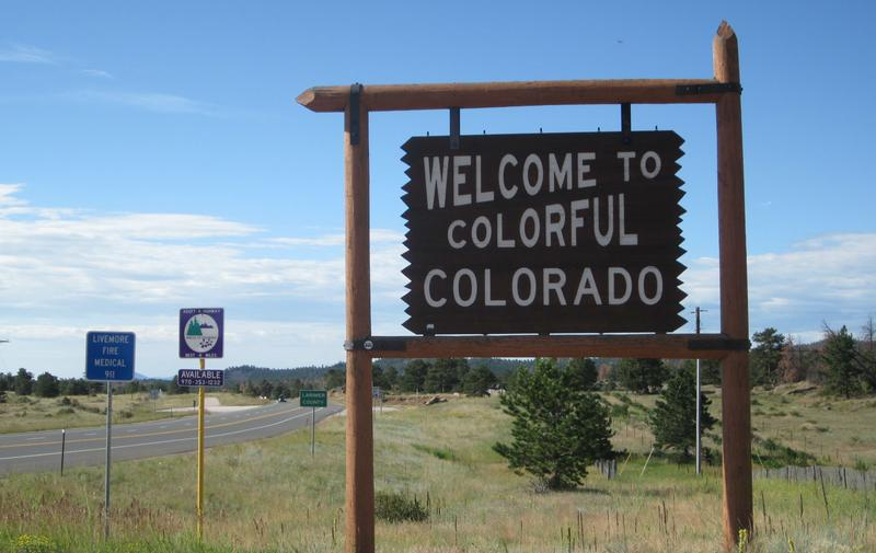 The swing state of Colorado, where the ranks of independent voters are growing and sure to be decisive in 2012.