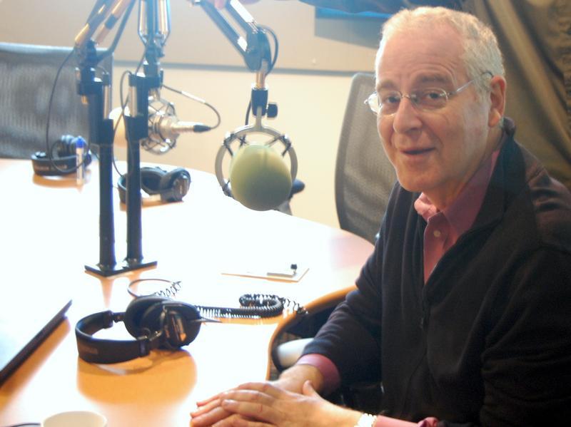 Author Ron Chernow