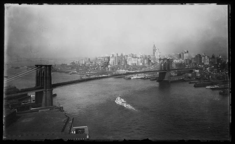 Brooklyn Bridge, ca. 1905