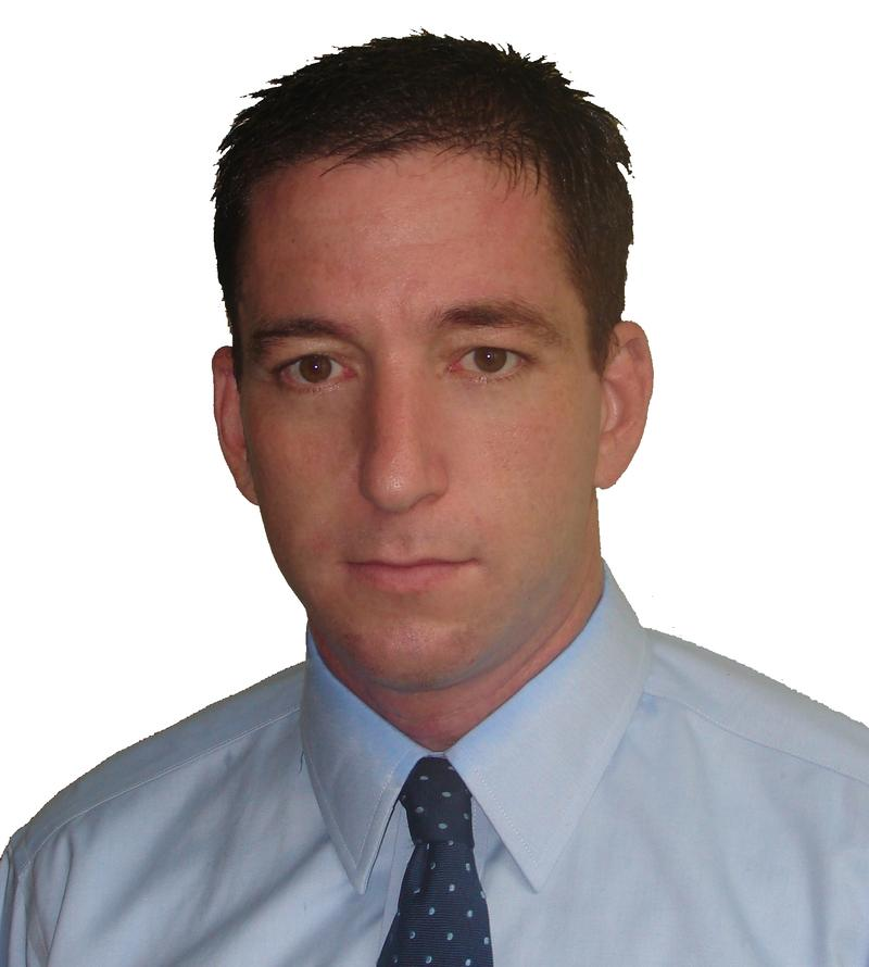 Glenn Greenwald of The Guardian