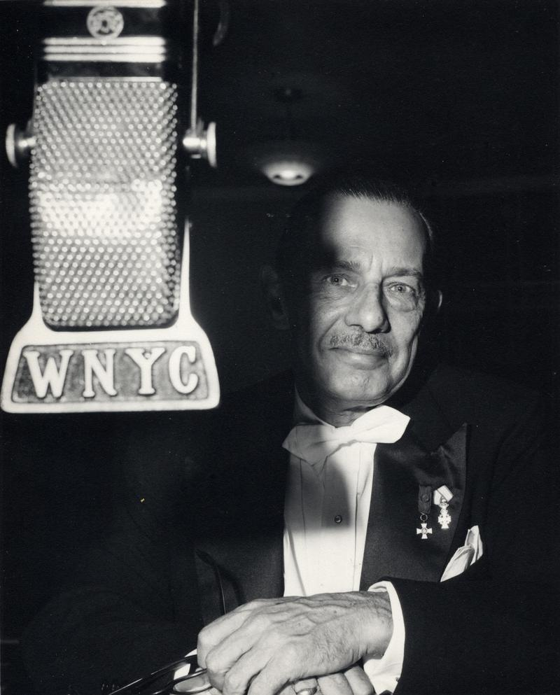 WNYC Music Director Herman Neuman