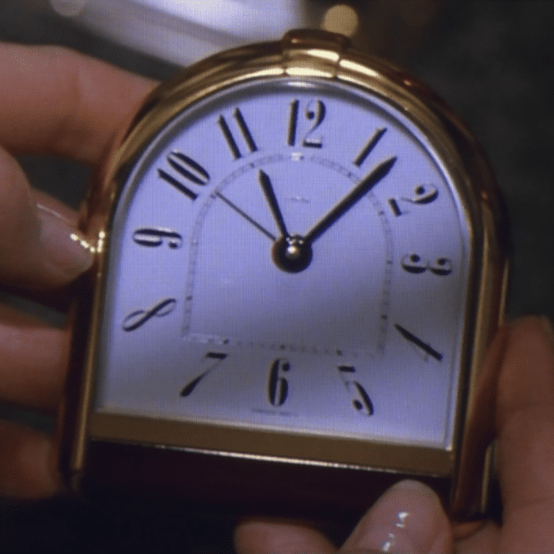 Still from <em>The Clock</em>, by Christian Marclay