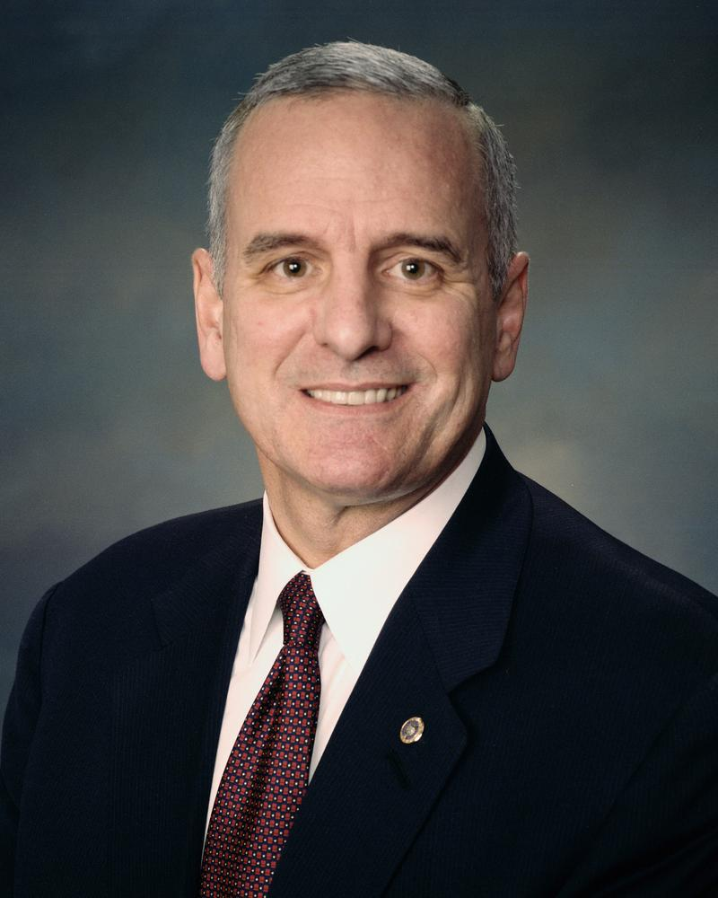 Governor Mark Dayton of Minnesota