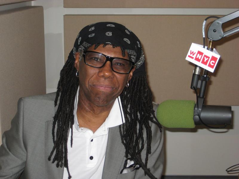Nile Rodgers at WNYC