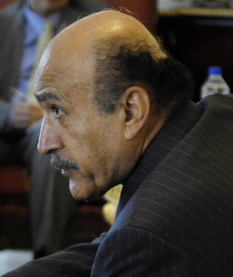 Egyptian Vice President Oman Suleiman