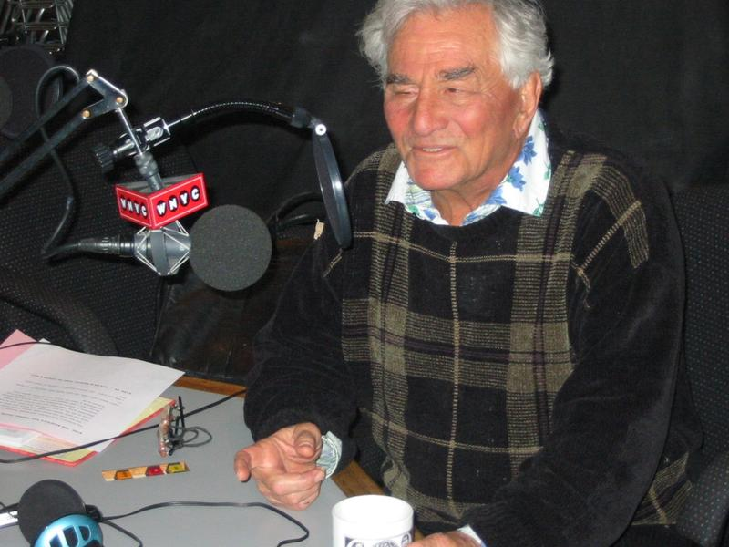 Peter Falk on the Leonard Lopate Show in 2006