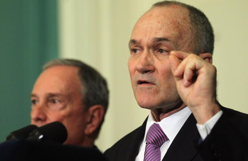 Police Commissioner Ray Kelly
