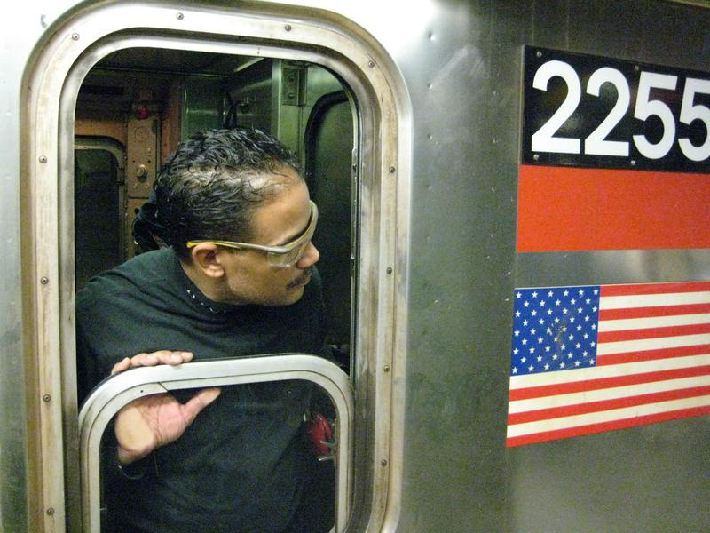 Peter Manuel works as a conductor of a local 1 Train.