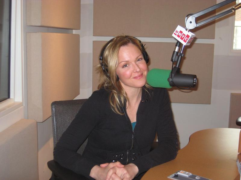Storm Large at on teh Leonard Lopate Show on January 2012