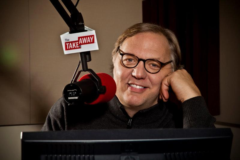 Takeaway Co-Host John Hockenberry