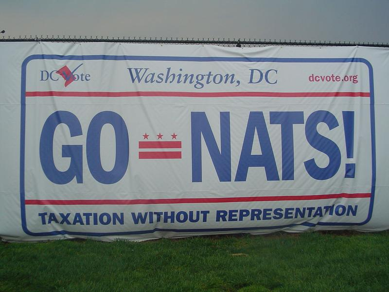 "All Washington, D.C. license plates since 2000 have included the ""Taxation Without Representation"" slogan."