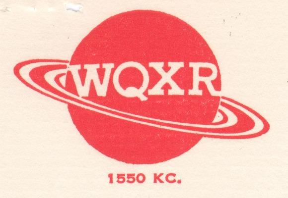 The original WQXR logo, used from August, 1936 to June, 1946.